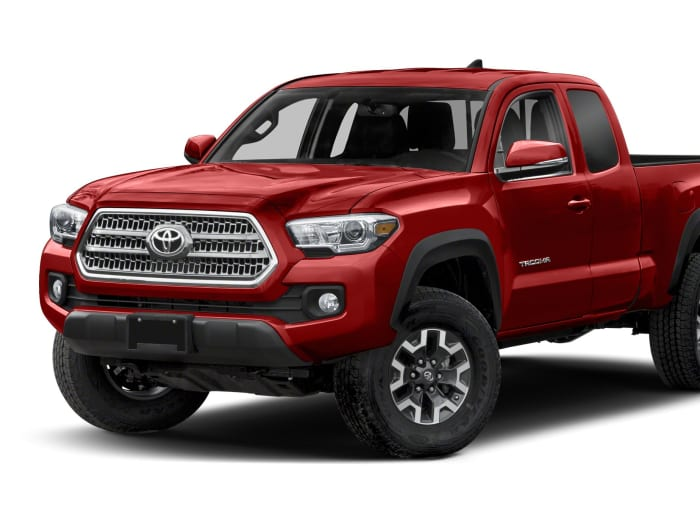 2017 toyota tacoma trd off road v6 4x4 access cab 127 4 in wb specs and prices. Black Bedroom Furniture Sets. Home Design Ideas