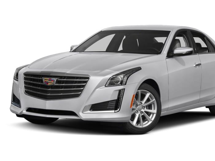 2018 Cadillac CTS Information