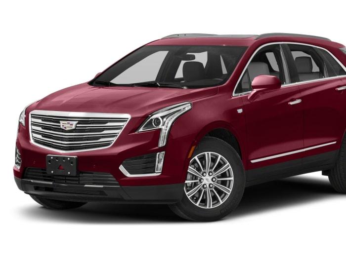 2018 Cadillac XT5 Information