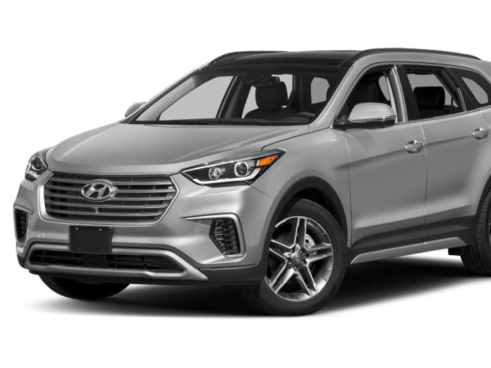 2017 Hyundai Santa Fe Limited Ultimate 4dr All Wheel Drive