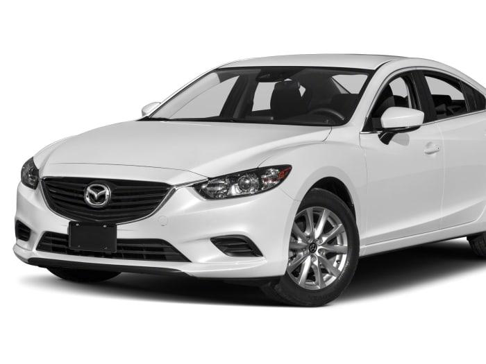 2017 Mazda Mazda6 Information