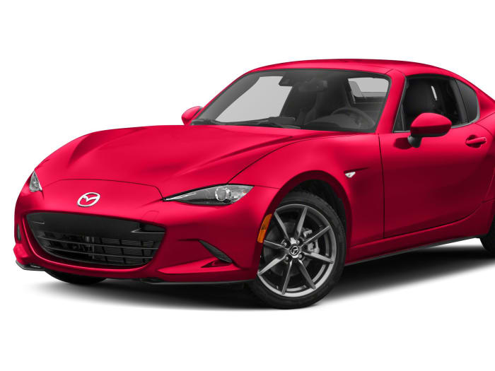2017 mazda mx 5 miata rf grand touring 2dr coupe pricing and options. Black Bedroom Furniture Sets. Home Design Ideas