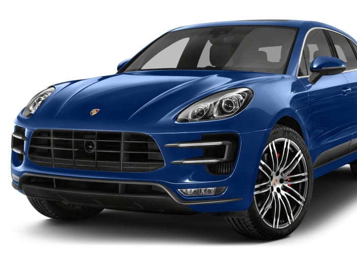 2017 Porsche Macan Turbo w/Performance Package 4dr All ...