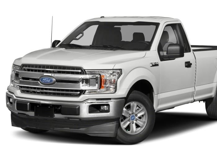 2018 Ford F-150 Information