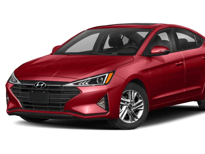 2019 Hyundai Elantra Eco 4dr Sedan Information