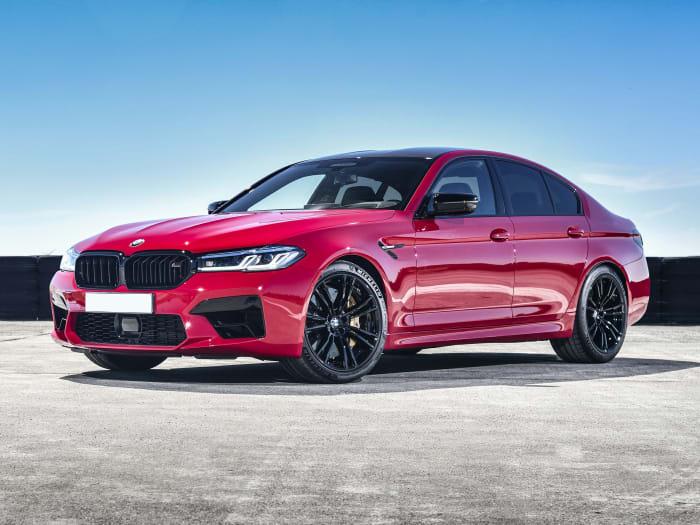 2021 BMW M5 Base 4dr All-wheel Drive Sedan Safety Recalls