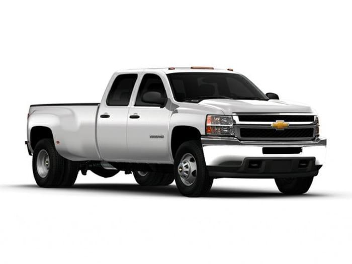2013 Chevrolet Silverado 3500hd Ltz 4x4 Crew Cab 167 7 In