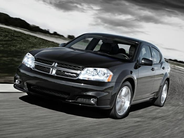 2012 Dodge Avenger Specs and Prices