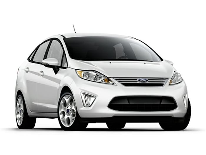 2011 Ford Fiesta Specs and Prices