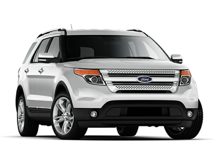 2012 ford explorer information. Black Bedroom Furniture Sets. Home Design Ideas