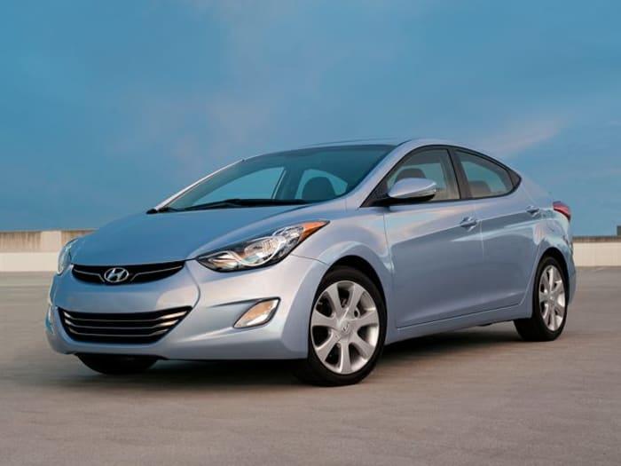 Hyundai Elantra 2012 Model >> 2012 Hyundai Elantra Information