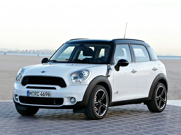 2012 mini cooper s countryman information. Black Bedroom Furniture Sets. Home Design Ideas