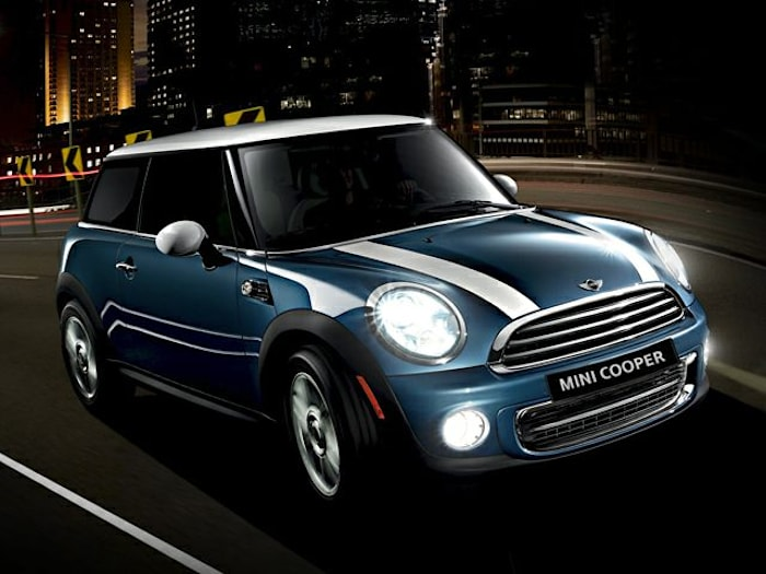 2012 mini cooper new car test drive. Black Bedroom Furniture Sets. Home Design Ideas