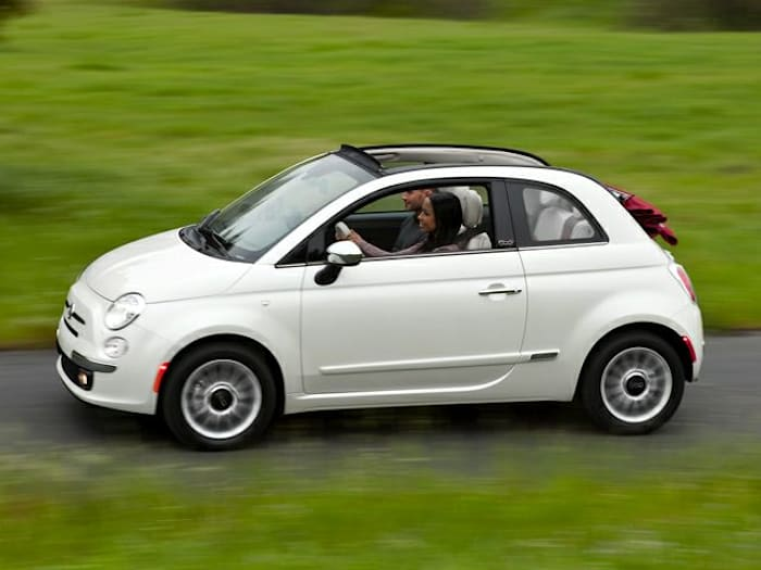 2013 fiat 500c new car test drive. Black Bedroom Furniture Sets. Home Design Ideas