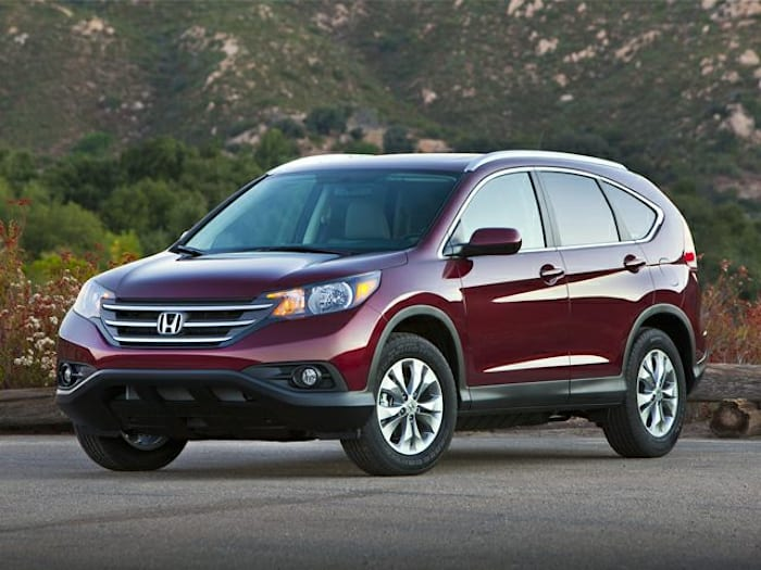 2012 Honda Cr V Pictures