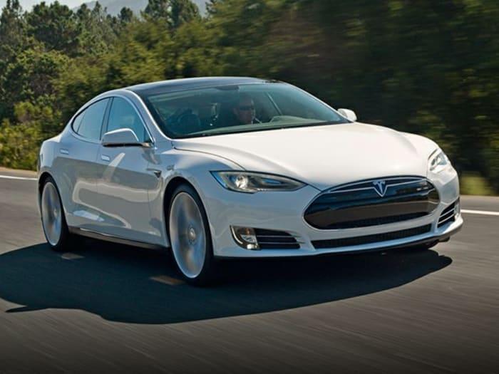 Tesla Model S Information
