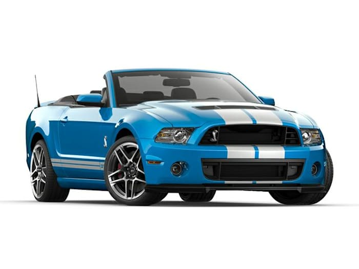 2013 Ford Shelby GT500 Base 2dr Convertible Pricing and ...