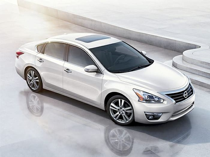 2013 Nissan Altima Specs and Prices