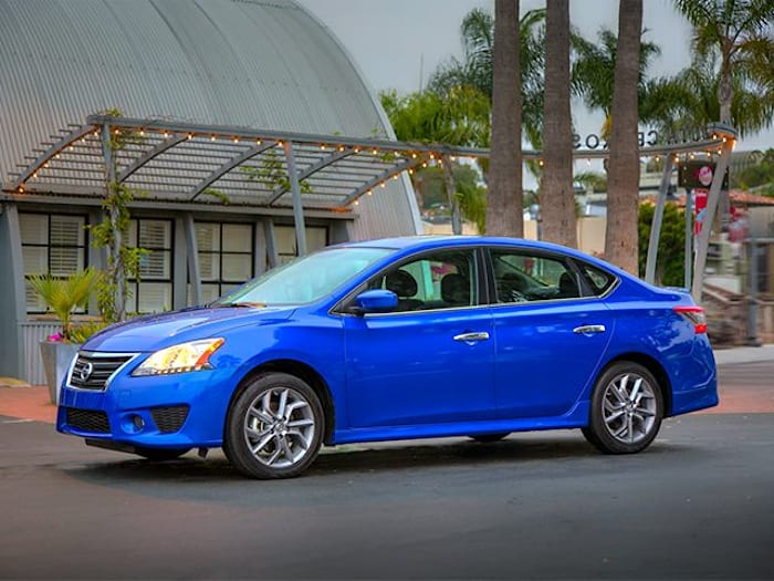 2015 Nissan Sentra SR 4dr Sedan Specs and Prices | Autoblog