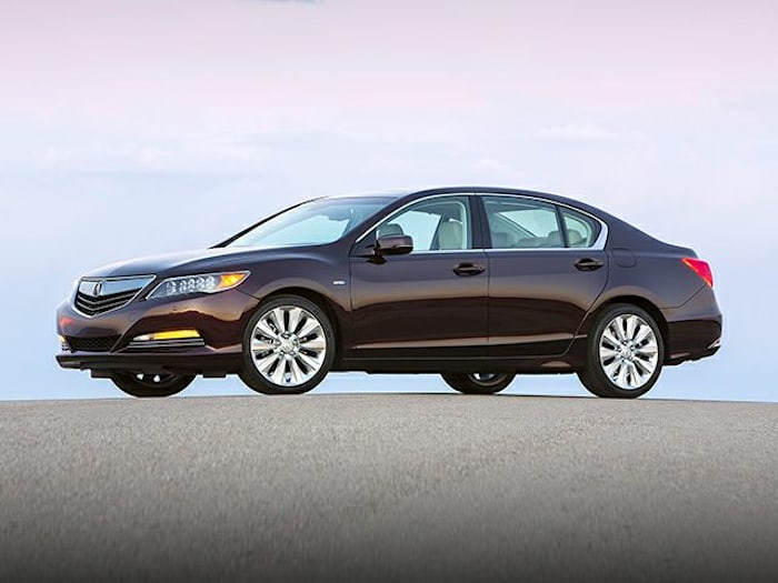 2014 acura rlx sport hybrid technology package 4dr sh awd sedan pictures. Black Bedroom Furniture Sets. Home Design Ideas