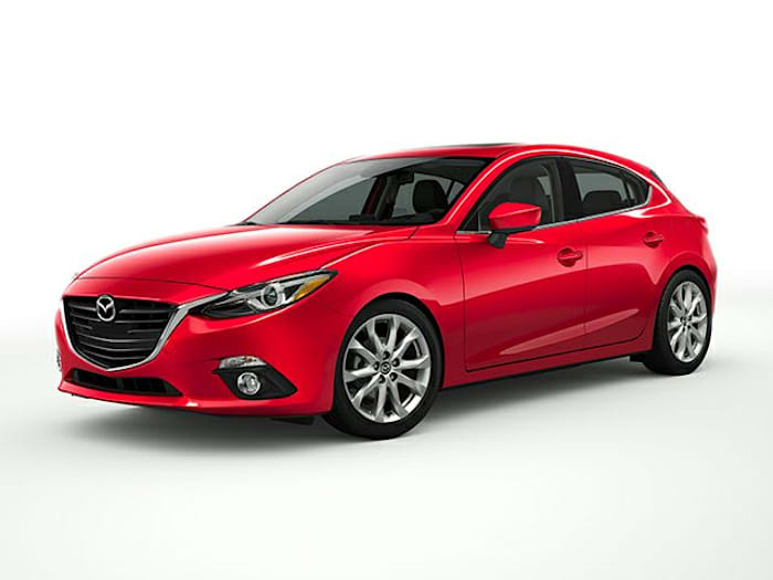 2014 mazda mazda3 i grand touring 4dr hatchback pricing and options. Black Bedroom Furniture Sets. Home Design Ideas