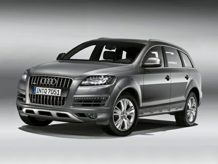 Audi Q Information - Audi sub