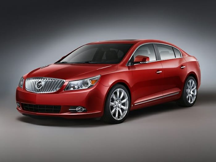 2012 buick lacrosse new car test drive. Black Bedroom Furniture Sets. Home Design Ideas