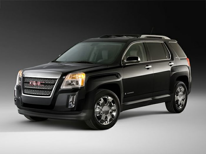 2012 gmc terrain new car test drive. Black Bedroom Furniture Sets. Home Design Ideas