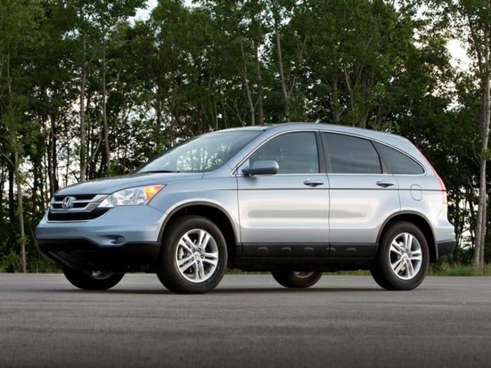 2011 Honda Cr V Information