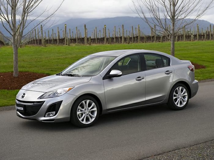 2011 mazda mazda3 information. Black Bedroom Furniture Sets. Home Design Ideas