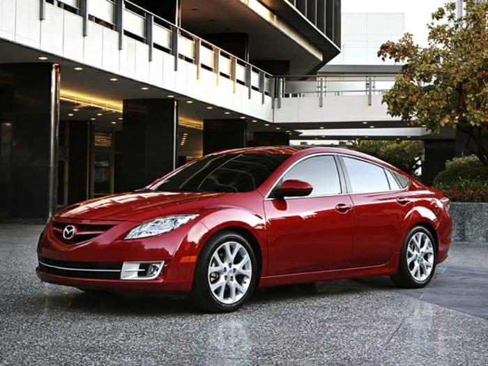 2011 Mazda Mazda6 Information