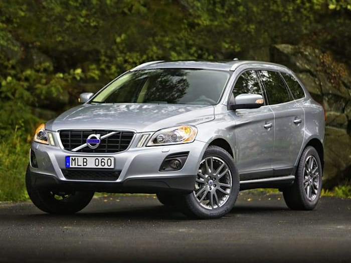 2010 Volvo Xc60 T6 4dr All Wheel Drive Information