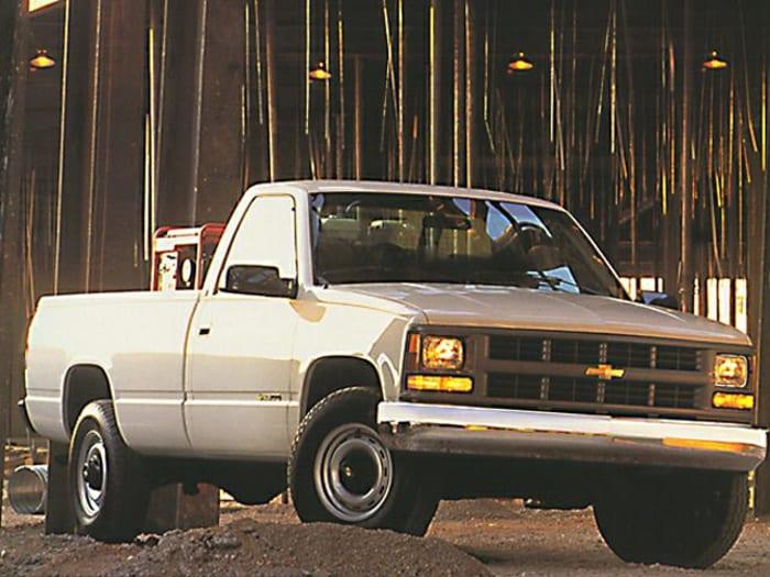 1999 Chevrolet C3500 Specs and Prices