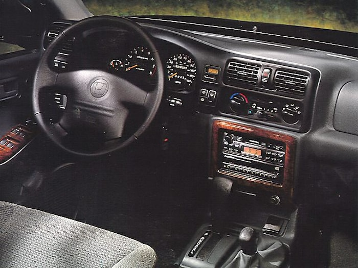 1999 honda passport specs and prices. Black Bedroom Furniture Sets. Home Design Ideas