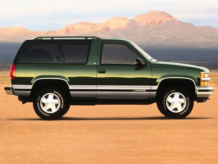 1999 Chevrolet Tahoe Specs And Prices
