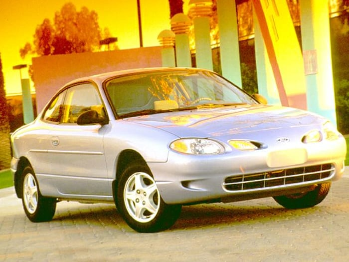 1999 Ford Escort Zx2 Cool 2dr Coupe Specs And Prices