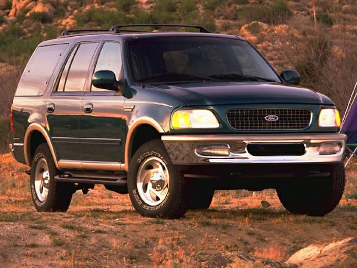 1999 Ford Expedition Reviews  Specs  Photos