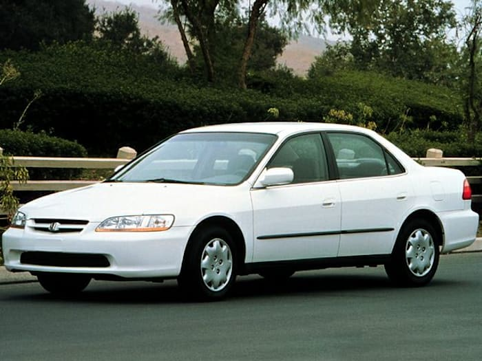 1999 honda accord lx 4dr sedan specs and prices