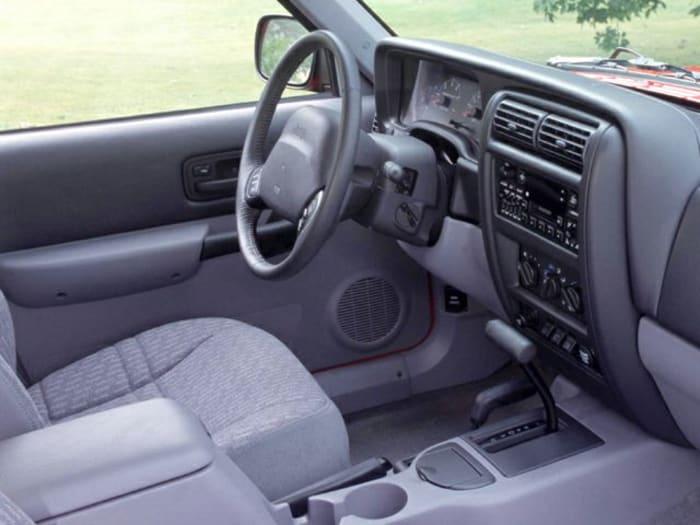 1999 jeep cherokee crash test ratings. Black Bedroom Furniture Sets. Home Design Ideas
