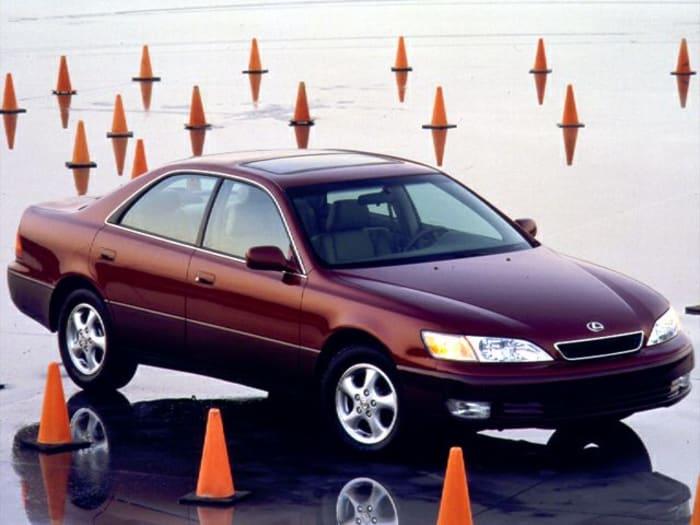 1999 lexus es 300 new car test drive. Black Bedroom Furniture Sets. Home Design Ideas