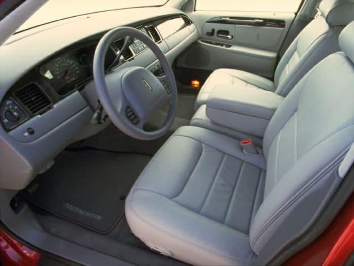 1999 Lincoln Town Car New Car Test Drive