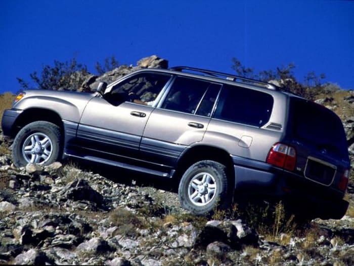 1999 Lexus LX 470 Specs and Prices