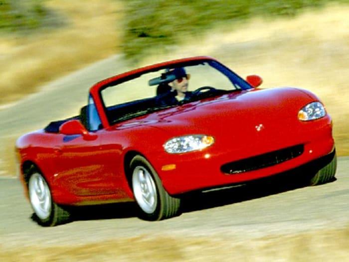 1999 Mazda Mx 5 Miata Specs And Prices