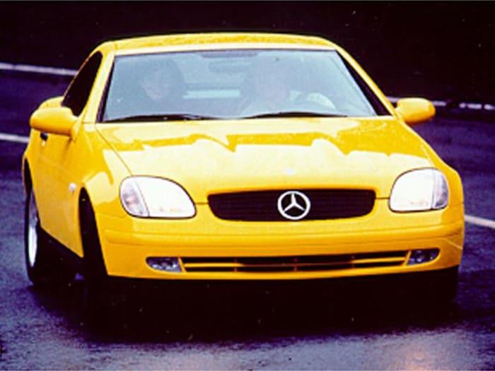 1999 mercedes benz slk class information for Mercedes benz slk 1999