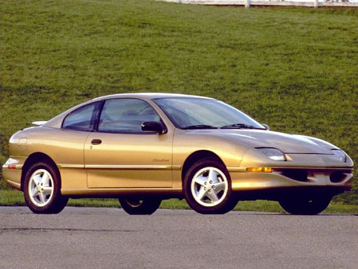 1999 pontiac sunfire crash test ratings. Black Bedroom Furniture Sets. Home Design Ideas
