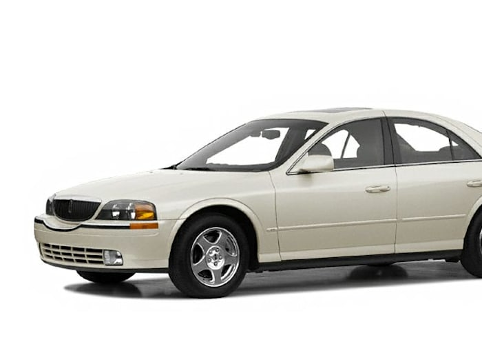 2001 lincoln ls v8 auto 4dr sedan specs and prices. Black Bedroom Furniture Sets. Home Design Ideas