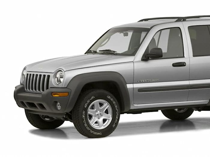2002 jeep liberty new car test drive. Black Bedroom Furniture Sets. Home Design Ideas