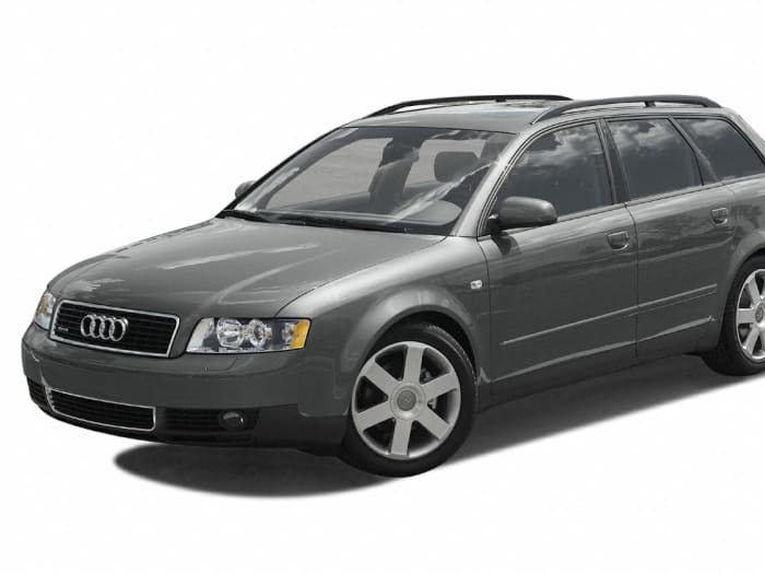2003 Audi A4 3.0 Avant 4dr All-wheel Drive Quattro Station Wagon Pictures