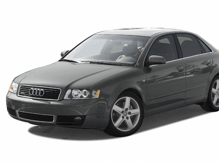 2003 audi a4 1 8t 4dr all wheel drive quattro sedan specs and prices. Black Bedroom Furniture Sets. Home Design Ideas