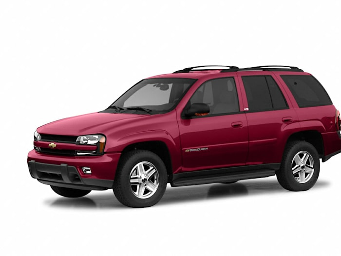 2003 chevrolet trailblazer specs and prices. Black Bedroom Furniture Sets. Home Design Ideas